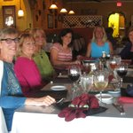 """""""The Trail Girls"""" at Alfredo's..."""