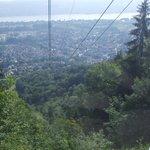 View from Felenegg