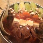 Sukiyaki Beff Pot