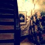 Sus escaleras, únicas.