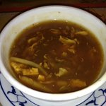 Hot and Sour Soup --- Included with Buffet