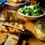 House-Made Hummus Board