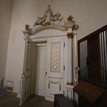 Zugang zur Kirche