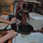 Water Pump in the Kitchen - Fun !