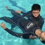 Buddying and coaching are essential skills for advanced freedivers
