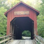 supposedly haunted bridge outside town