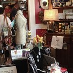 Lovely shop and friendly people