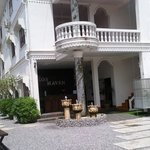 Hotel Frontal View