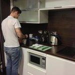 Kitchenette (room 014)