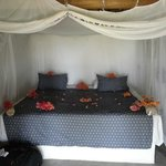 Room for our honeymoon stay