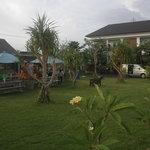 Front side Garden Jepun Bali