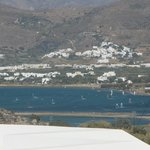 Agios Georgios bay Naxos surf club