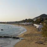 Agios PROKOPIOS sandy beach