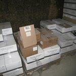 Troglodyte Cellar - packing room