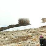 Sierra Nevada del Cocuy - púlpito del diablo