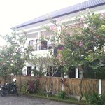 Front side Homestay