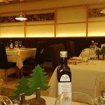 Una delle sale ristorante
