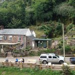 The Boat Inn, Penallt