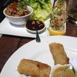 Asian Fusion Food, yum