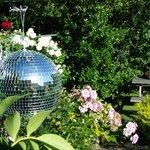 Garden glitters