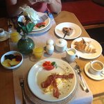 ns breakfast