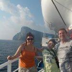 Paseo a Capri