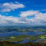 Torc Mountain view