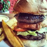 The Big Sugar Daddy Burger ! Can you finish it?