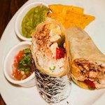 Our delicious Burritos