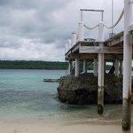 Bokissa jetty