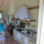 Appartement woonkamer/keuken