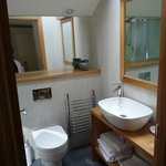 Shower room Turnip House