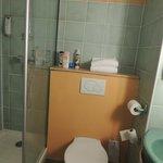 Banheiro Ibis Place d'Italie - Quarto casal