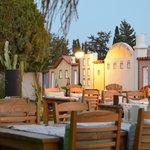 La Brezza' da akşam yemeği öncesi