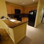 Well equipment kitchen