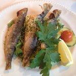 sardines starter