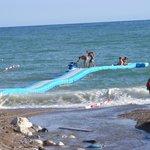Amusements aquatiques sur la baie de TARA (Quairiat Thierry)