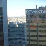 Vue du 21ème étage
