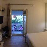 Notre chambre en vue panoramique