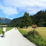 """Radovna"" Alpine valley bike trip 1"