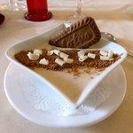 le dessert (très bon)