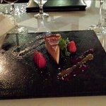carmel cheesecake