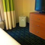 Dehumidifier in the room