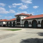 Santa Fe Railroad Depot and Harvey House