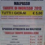 prezzi spiaggia