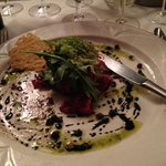 enjoyed my carpaccio