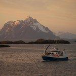 Retour de pêche aux Lofoten