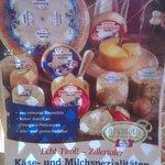 Frühstück mit tollen Heu-Milch Produkten