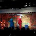 nightime show sesame street!
