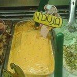 gelato alla nduja